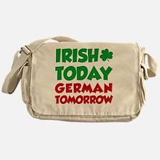 Irish Today German Tomorrow Messenger Bag