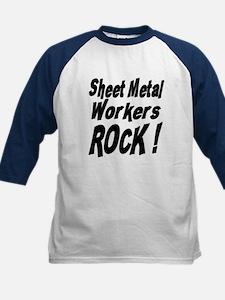 Sheet Metal Rocks ! Tee