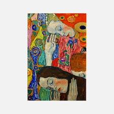 443 Klimt Hope II Rectangle Magnet