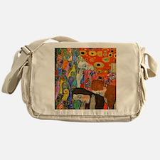 Shirt Klimt Hope II Messenger Bag
