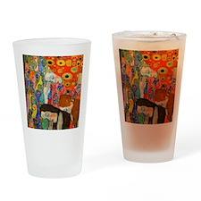 Shirt Klimt Hope II Drinking Glass