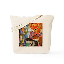 Shirt Klimt Hope II Tote Bag