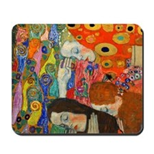 Shirt Klimt Hope II Mousepad