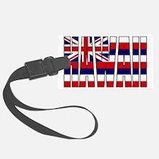 Hawaii Flag Luggage Tag