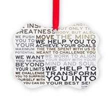 TRAINER-MANIFESTO_PRODUCTS Picture Ornament