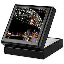 mouse pad_0057_Sydney1_Harbour_Bridge Keepsake Box