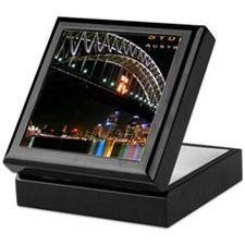calander_0057_Sydney1_Harbour_Bridge  Keepsake Box