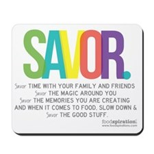 Food_Savor_Products_logo Mousepad