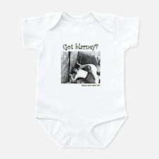 Gaining the Gift of Gab Infant Bodysuit