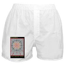 Postcard6x4-Elegbara Boxer Shorts