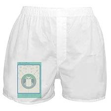 Postcard6x4-Ewa Boxer Shorts