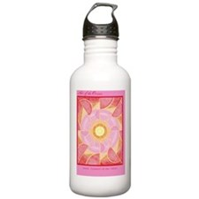 Postcard6x4-Iansa2 Water Bottle