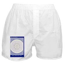 Postcard6x4-Oxala1 Boxer Shorts