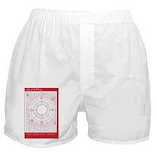 Postcard6x4-Xango Boxer Shorts