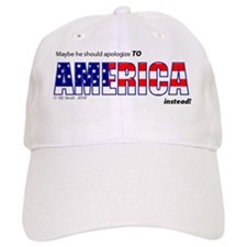 America_Apology Cap