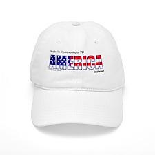 America_Apology_Large Baseball Cap