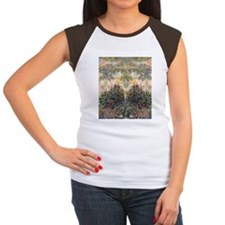 FF Monet 15 Women's Cap Sleeve T-Shirt