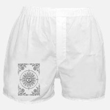 SWITCHED FLOWERS FOR PRESS Boxer Shorts