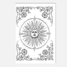 SWITCHED FLOWERS FOR PRES Postcards (Package of 8)