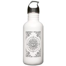 SWITCHED FLOWERS FOR P Water Bottle