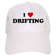I Love DRIFTING Baseball Cap