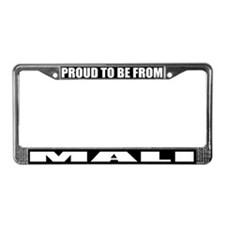 Mali License Plate Frame