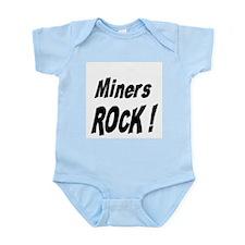 Miners Rock ! Infant Bodysuit