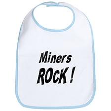 Miners Rock ! Bib
