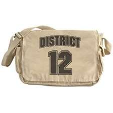 District12_6 Messenger Bag
