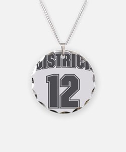 District12_6 Necklace Circle Charm
