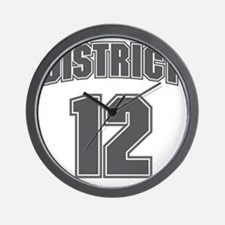 District12_6 Wall Clock