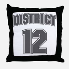 District12_6 Throw Pillow