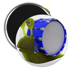 3d-snail-drum Magnet