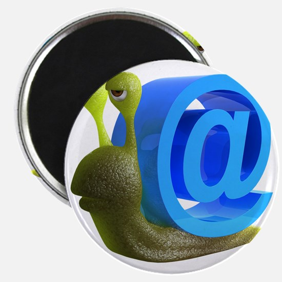 3d-snail-email Magnet
