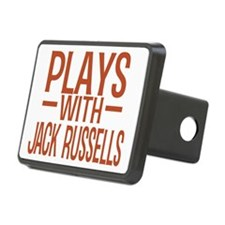 playsjackrussells Hitch Cover
