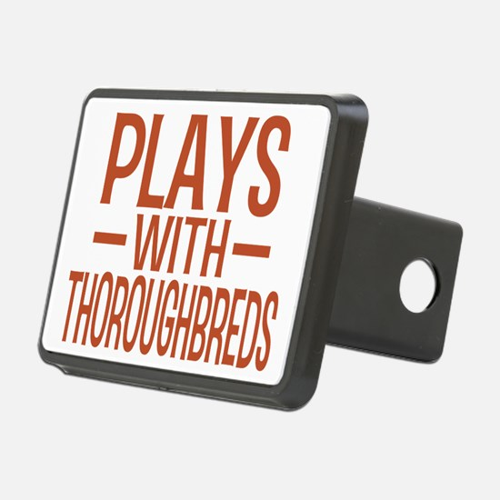 playsthoroughbreds Hitch Cover