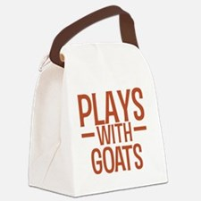 playsgoats Canvas Lunch Bag