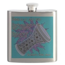 cheat sheet turquoise Flask