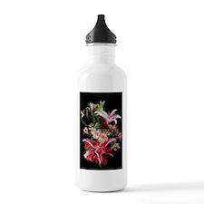 Spring Bouquet Sports Water Bottle
