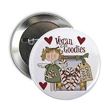 Vegan Goodies Button