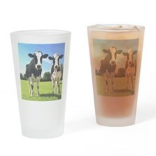 cowsinfield7600 Drinking Glass