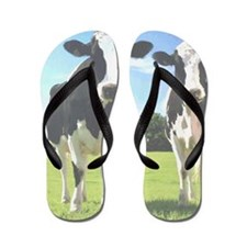 cowsinfield7600 Flip Flops