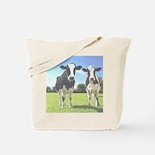 cowsinfield7600 Tote Bag