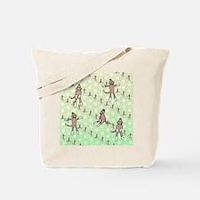 sockmonkey7600 Tote Bag