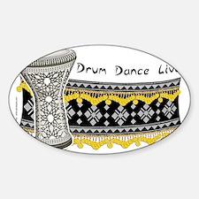 doumbek assuit HORIZONTAL Stickers