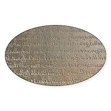 SD-Sanskrit Decal
