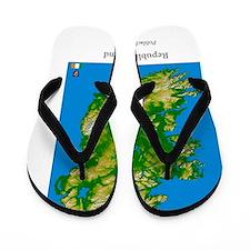 Republic of Ireland Flip Flops