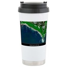 Pebble Beach 18th Hole Travel Mug