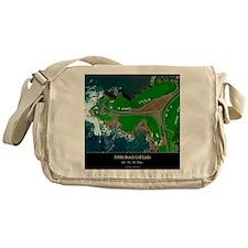 Pebble 6-7-8 24x18 Black Final Messenger Bag