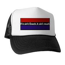 dutchshirtblack Trucker Hat